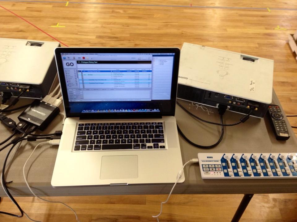 Collaborative Improvisation in Media and Dance